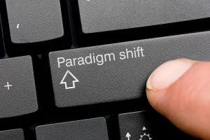 Career strategy paradigm shift